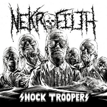 Shock Troopers / Breakin' Down cover art