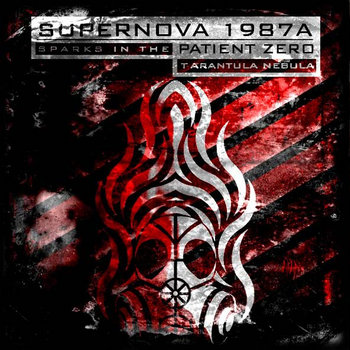 Supernova 1987A cover art