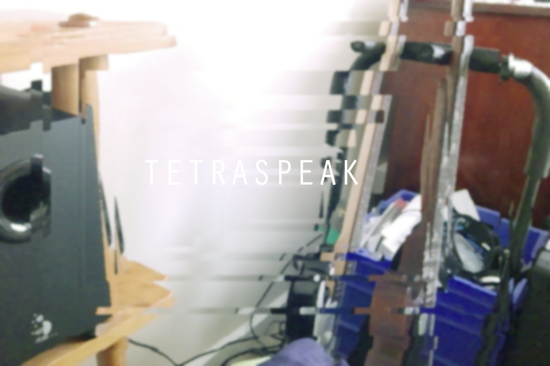 Tetraspeak album cover