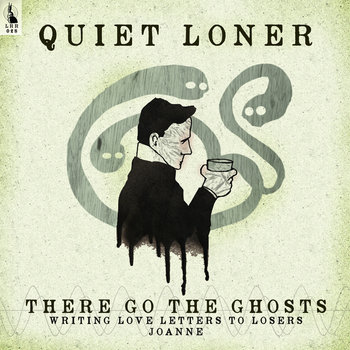 There go the ghosts E.P. cover art