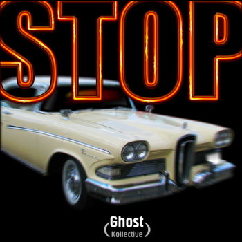 Stop EP cover art
