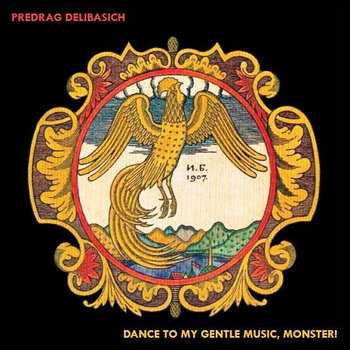 Dance to my Gentle Music, Monster! cover art