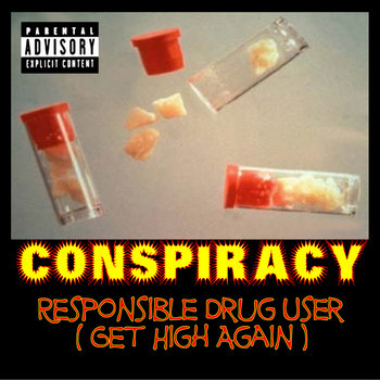 Responsible Drug User (Get High Again) cover art