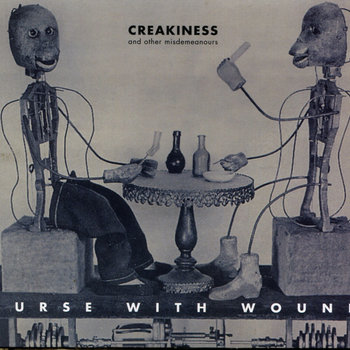 Creakiness cover art