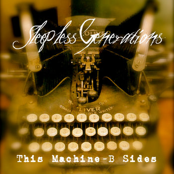 This Machine (The B-Sides) cover art