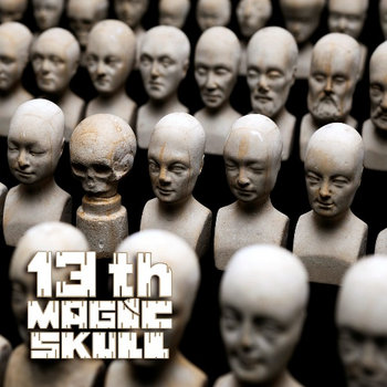 13th Magic Skull - Demo cover art