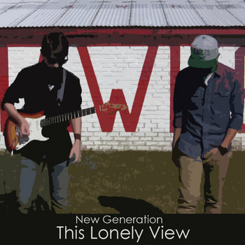 This Lonely View - Single cover art