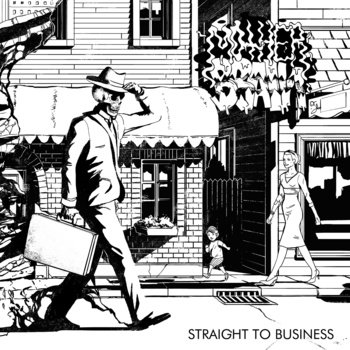 "Straight To Business 7"" cover art"