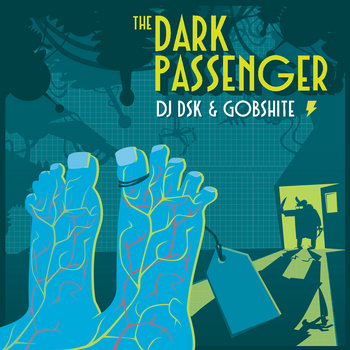 The Dark Passenger cover art