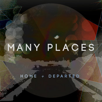 Home + Departed EP cover art