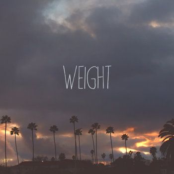 "Weight- ""Album Preview"" cover art"