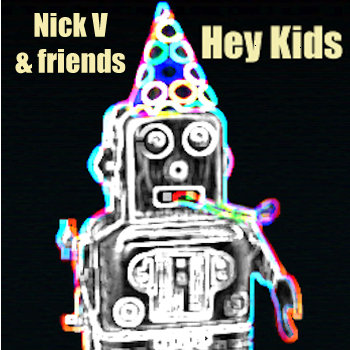 Hey Kids cover art