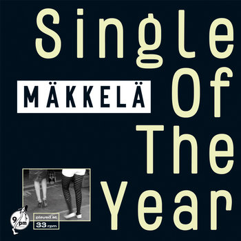 Single Of The Year cover art