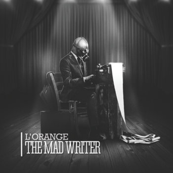 The Mad Writer cover art