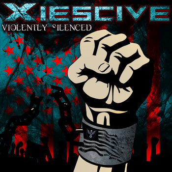 Violently Silenced cover art