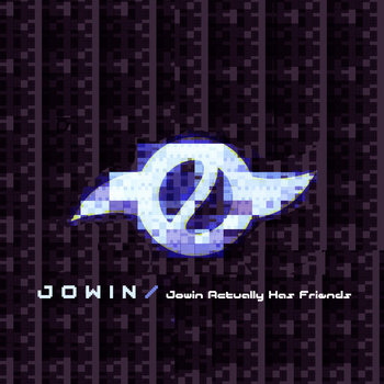 Jowin Actually Has Friends cover art