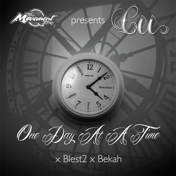 One Day At A Time x Blest2 x Bekah cover art