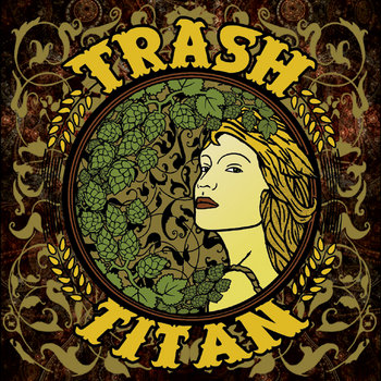 Trash Titan EP cover art