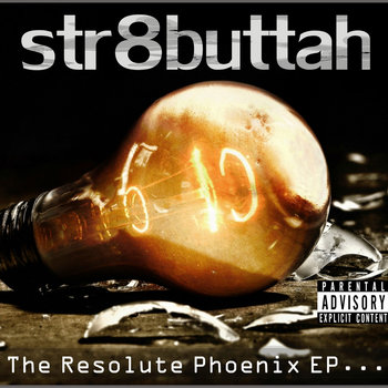 The Resolute Phoenix EP cover art