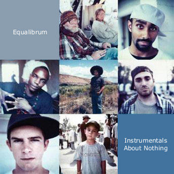 Instrumentals About Nothing (2010) cover art