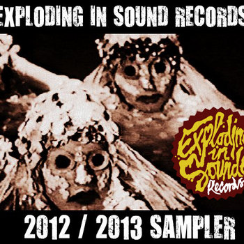 Exploding In Sound Records 2012/2013 Sampler cover art