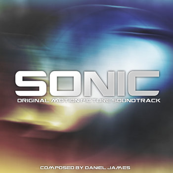 Sonic OST cover art