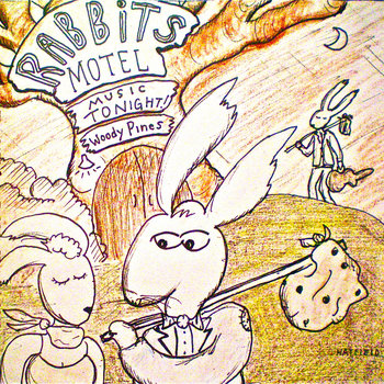 Rabbits Motel cover art