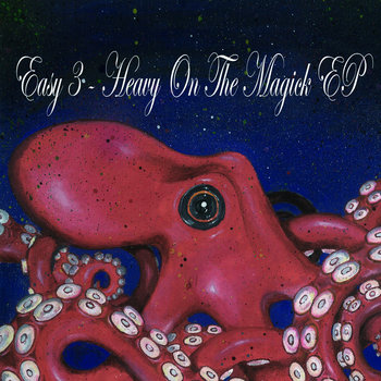 Heavy on the Magick EP cover art