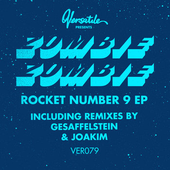 Rocket Number 9 EP cover art