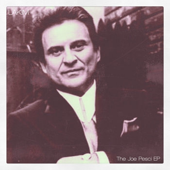 The Joe Pesci EP cover art