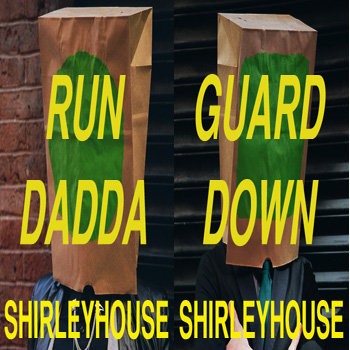 Guard Down/ Run Dadda EP cover art