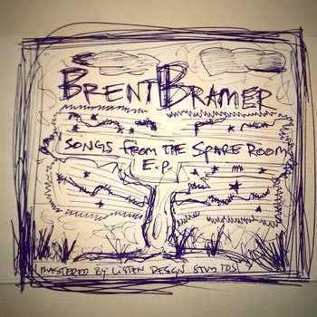 songs from the spare room E.P. cover art