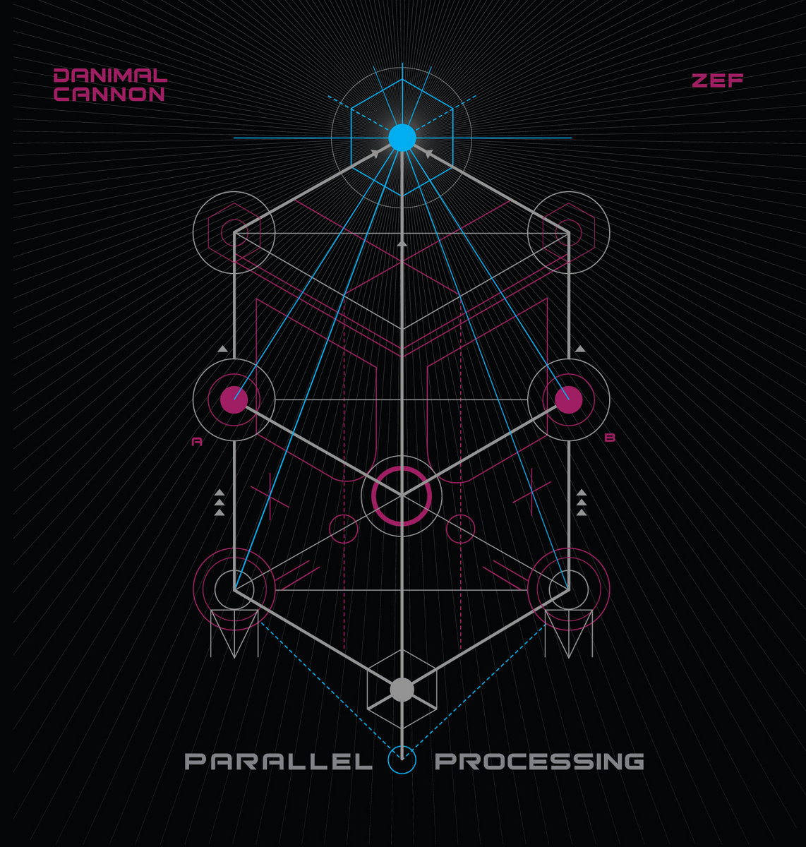 Danimal Cannon + Zef - Parallel Processing