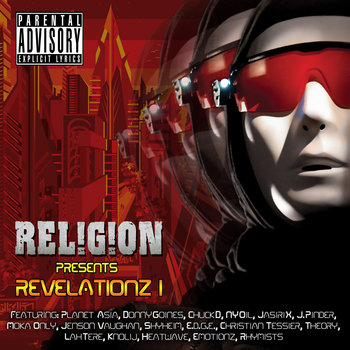 REVELATIONZ I cover art