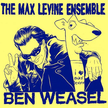 ben weasel cover art