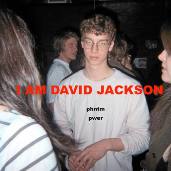 I Am David Jackson cover art
