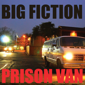 Prison Van cover art