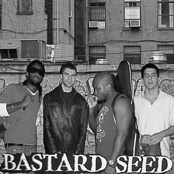 Bastard Seed cover art
