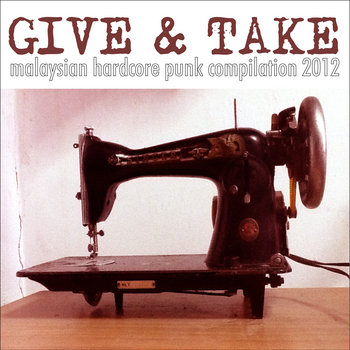 Give & Take cover art