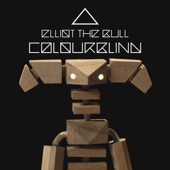 Colourblind cover art
