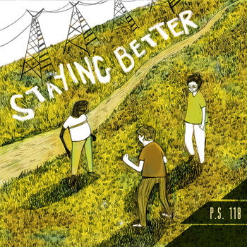 Staying Better cover art