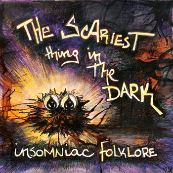 The Scariest Thing In The Dark E.P. cover art