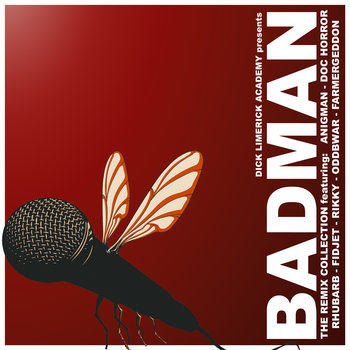 Badman - The Remix Collection (2011) cover art
