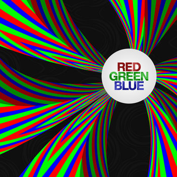 Red Green Blue cover art