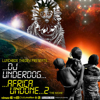 ▲FRICA ▼NDONE ►►➋                                                     ... Mixed, Mastered & Detoxed by @UNDERDOGTHEDJ cover art