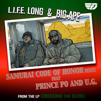 Samurai Code of Honor Digi-12 cover art