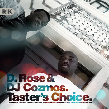 Taster&#39;s Choice cover art