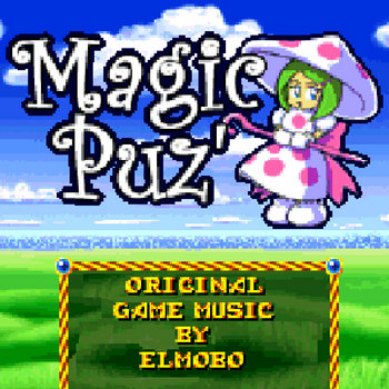 Magic Puz&#39; (Symbian OS) cover art