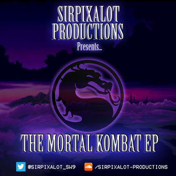 The Mortal Kombat EP cover art