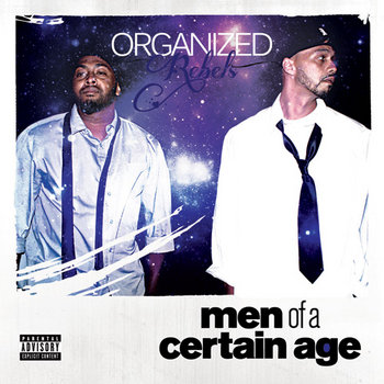 Men Of A Certain Age cover art